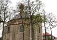 Kostel sv. Barbory, Otovice