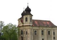 Kostel sv. Markéty, Šonov