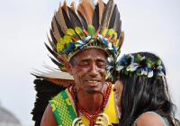 Den s indiány - Archeologický skanzen Březno u Loun