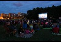 Porubské letní kino - Ostrava