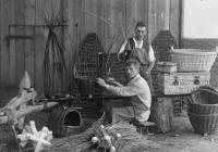 Z fotoarchivu NZM – Lidé a řemesla