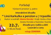 Divadlo pro děti - Obchodní centrum Letmo Brno