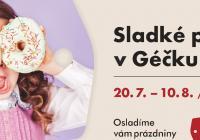 Sladké pátky v Géčku České Budějovice