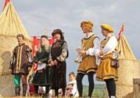Bitva o Slamburk - Borovany