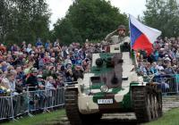Tankový den - Lešany