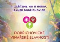 Vinařské slavnosti - Dobřichovice