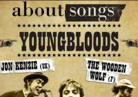 Youngbloods podzimní turné