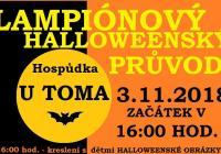 Lampiónový Halloweenský průvod - Frýdek Místek