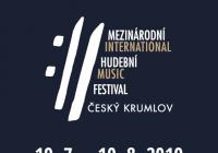 Venuše a živly – Mezinárodní hudební festival Český Krumlov 2019