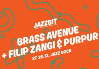 Jazzbit - Brass Avenue + Filip Zangi & Purpur