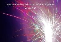 Novoroční ohňostroj - Břeclav