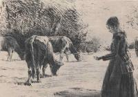 Malíř sběratelem: kresba a grafika ze sbírky ak. mal. Miloslava Holého
