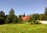 Kostel sv. Barbory, Zahrádky