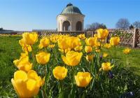 Komentované prohlídky Květné zahrady Kroměříž