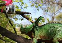 Velikonoční lov na dinosauří vajíčka v Muzeu Karla Zemana