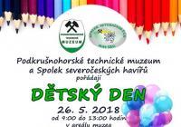 Den dětí - Podkrušnohorské technické muzeum Most
