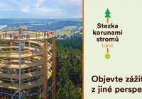 Stezka korunami stromů Lipno - Current programme