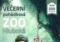 Večerní pohádková Zoo Hluboká nad Vltavou