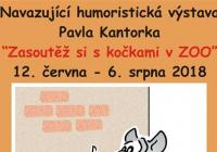 Výstava kreseb Pavla Kantorka - Zoo Ústí nad Labem