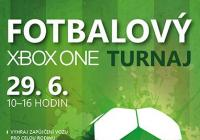Xbox turnaj s fotbalem - Obchodní centrum Plzeň