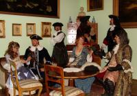 Paní z Monsreau - Oživlé prohlídky zámku Moravská Třebová