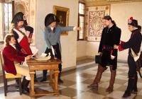 Případ vdovy - Oživlé prohlídky zámku Moravská Třebová
