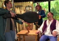 O statečném kováři Mikešovi - Zámek Moravská Třebová