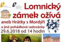 Hravé pohádkové odpoledne na zámku Lomnice nad Popelkou