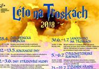 Letní kino na hradě Trosky