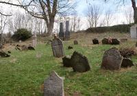 Starý židovský hřbitov, Švihov