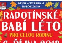 Babí léto - Praha Radotín