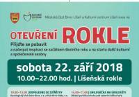 Otevření rokle - Brno Líšeň