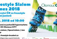 Freestyle Slalom Games - Olomouc City