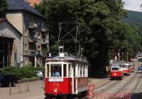 Sváteční jízdy historickou tramvají - Liberec