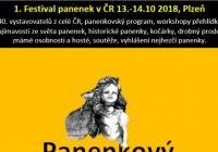 Panenkový festival v Plzni