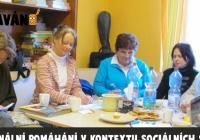 KURZ: Profesionální pomáhání v kontextu sociálních služeb