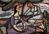 Marnotratný milovník barev / Stanislav Menšík (1912–1970)