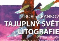 Tajuplný svět litografie