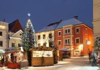 Adventní a vánoční trh - Český Krumlov