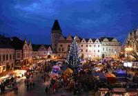 Staročeský vánoční trh - Tábor