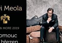 Al Di Meola v Olomouci