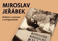 Autogramiáda Miroslava Jeřábka ve Zlatém jablku