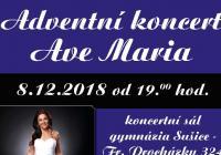 Adventní koncert Ave Maria
