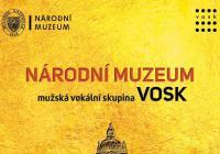 Koncert VOSK v Národním muzeu