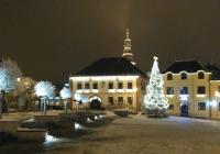 Rozsvícení vánočního stromu - Žďár nad Sázavou