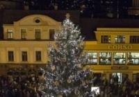 Rozsvícení vánočního stromu - Jablonec nad Nisou