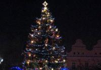 Rozsvícení vánočního stromu - Rakovník