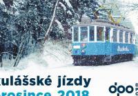 Okružní jízdy historickou tramvají s čertem a Mikulášem - Ostrava