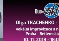 Duo Zikr v Praze