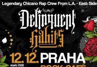 Delinquent Habits v Praze